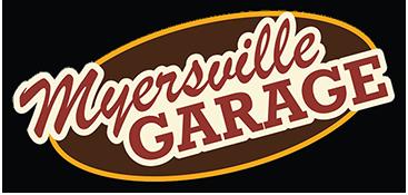 Myersville Garage Logo
